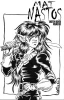 Elflord Sketchcover by ElfSong-Mat