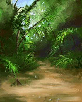 Amazon speedpaint by EthicallyChallenged