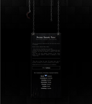 Black Crypt CSS by Earldense