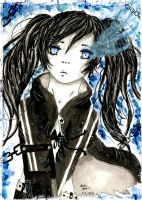 BLACK ROCK SHOOTER by BladeWithin