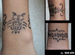 Tatuaje Tribal - Tibal Tattoo by N0V4T0