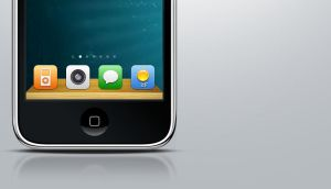 iPhone Icons Teaser by TinyLab