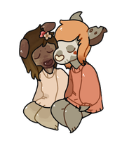 Loveys by pitbullie