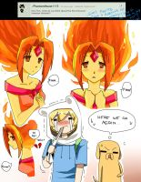 Q6: Oh Flame Princess by Ask-Awesome-Finn