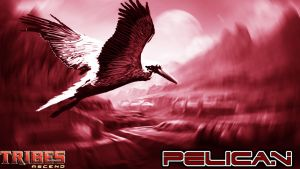Pelican Wallpaper by Voidspawnie