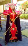 Kael'thas Sunstrider Cosplay 3 by MistressAinley