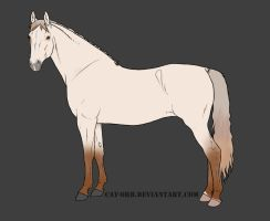 Silver Sparrow Stables Custom 2 by Howlingreaches