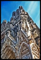 Cathedral by doudcolossus