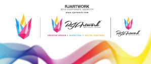 RJ Artwork 2014 Brand Kit by rjartwork