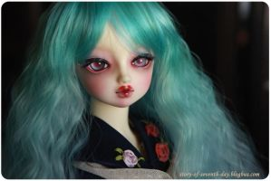 FACE UP2-18 by ymglq