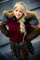 Astrid Hofferson - How To Train Your Dragon 2 by HauroCosplay