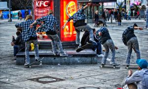 Berlin Streetskate II by Machi-x3