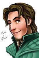 Tangled - Flynn Rider by Kumagorochan
