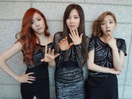 snsd taetiseo by sunsica