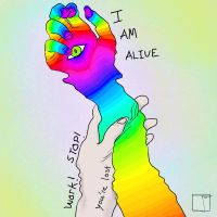 I am Alive by SuperPhazed
