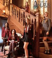 House of Anubis Girls by MoreThanAnArtist