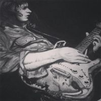Rory Gallagher by Eilix666