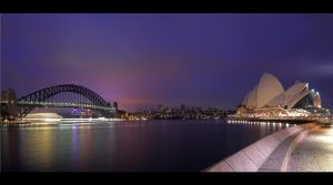 Dawn in Sydney by Sun-Seeker