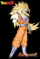 goku by hosammoon