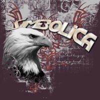 eagle design for simbolica by Jan-ilu