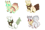 Adopts (OPEN) by FriendIsHere