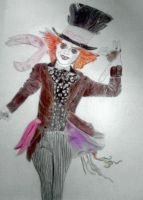 Mad Hatter by CamilaD