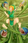 -- Link commission for PlaymakerM19 -- by Kurama-chan