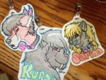 Finished badges by ITSDura