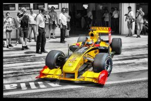 renault f1 by donfoto