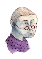 People With Glasses 5 by macen