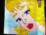 Tradicional Pop art. by KaterinaMartina