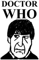 Dr. Who - Patrick Troughton by StevenEly