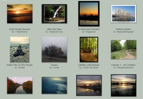 November submissions 11th-17th by Scapes-club