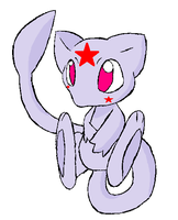 Mew Auction CLOSED by ShadowUkelover