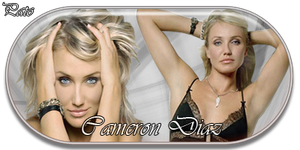 Cameron Diaz Sing by patoOw