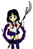 Sailor Saturn by jenni0014