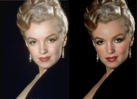 Marilyn Monroe Life Cover by Takes2Hands2