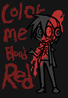 color me blood red by reziset