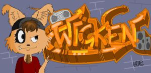 Wicken's Tag by Explosion4295