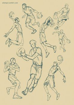 Action Poses2 by alempe