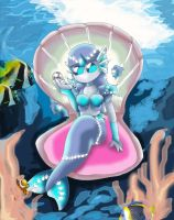 Coral by LadyBee-Moy