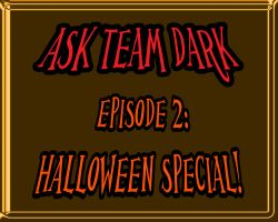 Ask Team Dark Ep 2 Logo Title by supersonic210