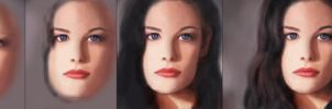 Liv Tyler Graphick WIPs by Elfik777