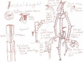 Jackel-knight by Robot-drawing-club