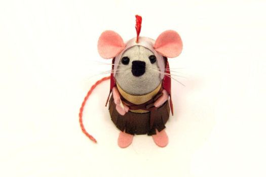 Custom Rory Williams Centurion Mouse by The-House-of-Mouse