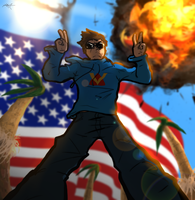 'MURICA!!! by RRproAni