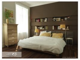 L5 Master Bedroom 1 by GorgeB