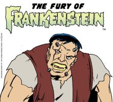 The Fury of Frankenstein by LegacyHeroComics