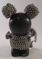 Evil Overlord Mickey by Krystalchains