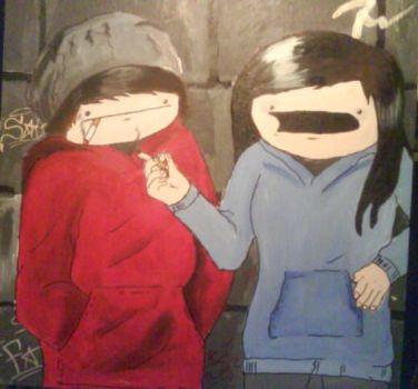 hoodlums by Diddy-p
